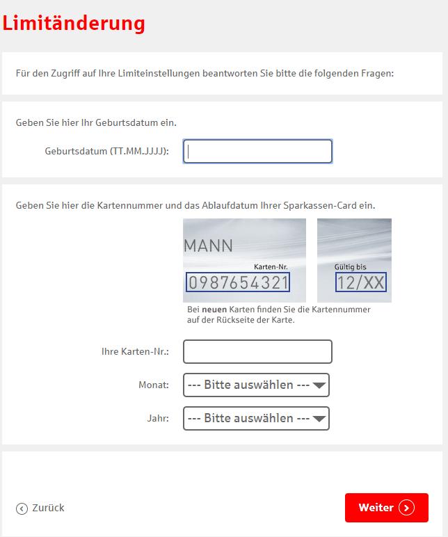 Sparkasse Ec Karte Ausland.Sparkasse Uberweisungslimit Maximalbetrag Hochstbetrag