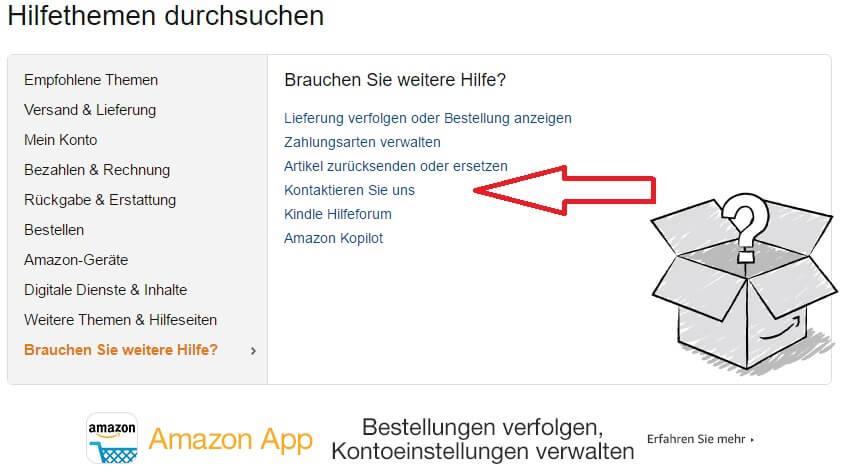 Amazon_Kontakt