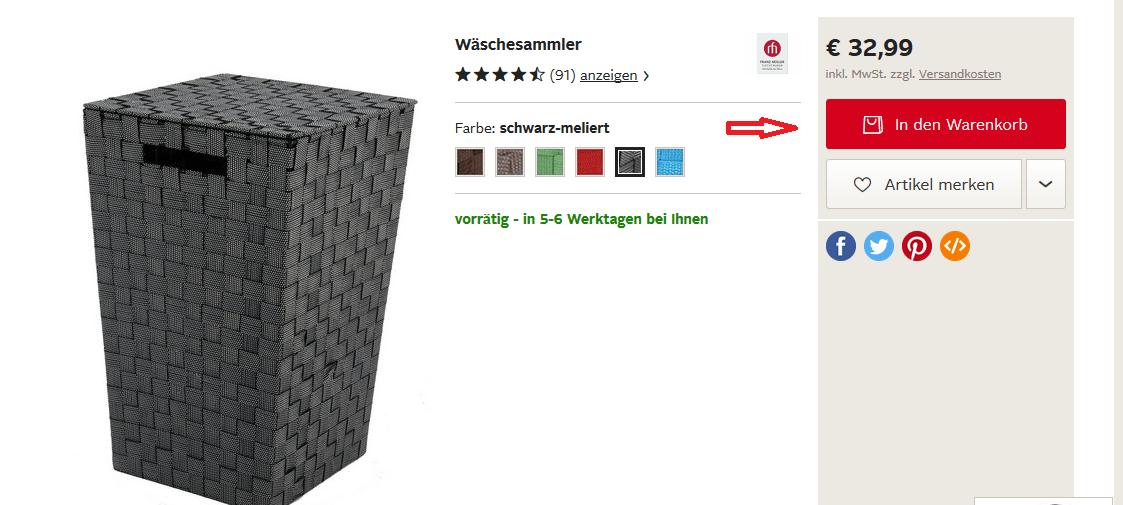 bei otto mit mehreren gutscheinen einkaufen so geht 39 s. Black Bedroom Furniture Sets. Home Design Ideas