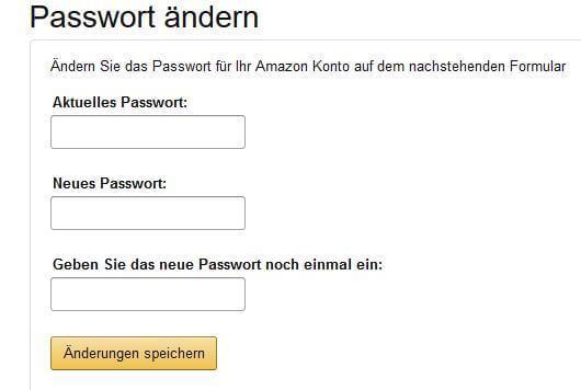 amazon-neues-passwort