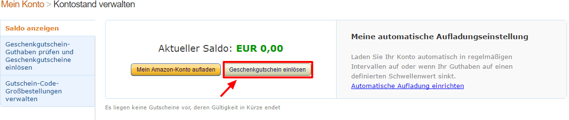 Amazon Mit Paysafe Aufladen