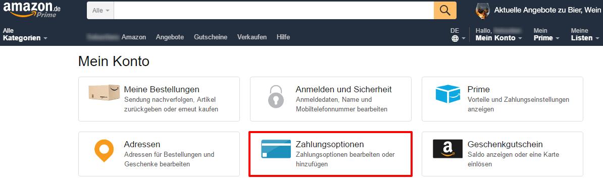 amazon/fsk settings