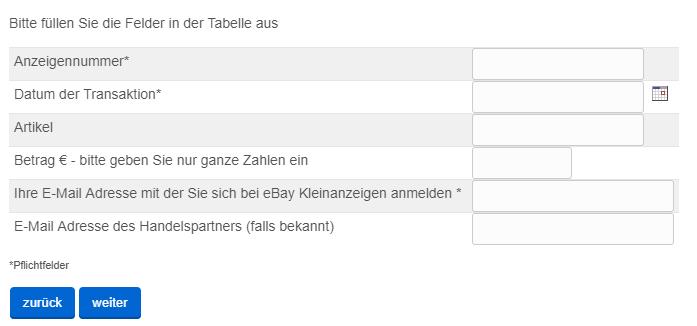 ebay kleinanzeigen gmbh albert-einstein-ring 2-6 14532 kleinmachnow deutschland