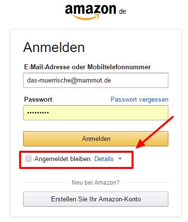 amazon email kontakt