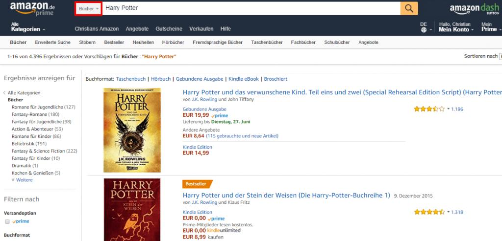 Die meisten gebrauchten Artikel, die man auf Amazon finden kann, sind Bücher