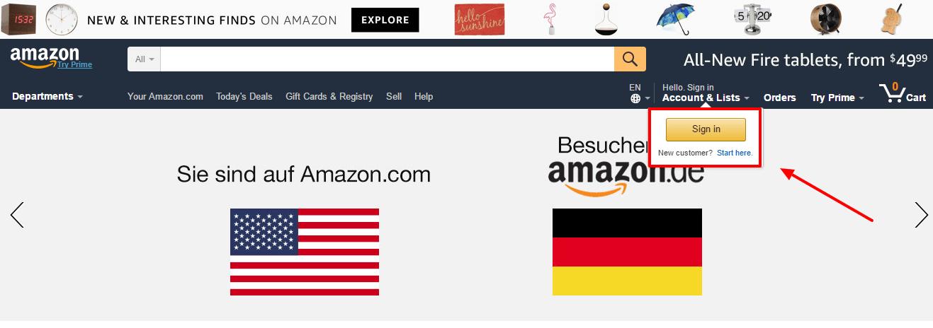 Kleidung Bei Amazon Usa Bestellen