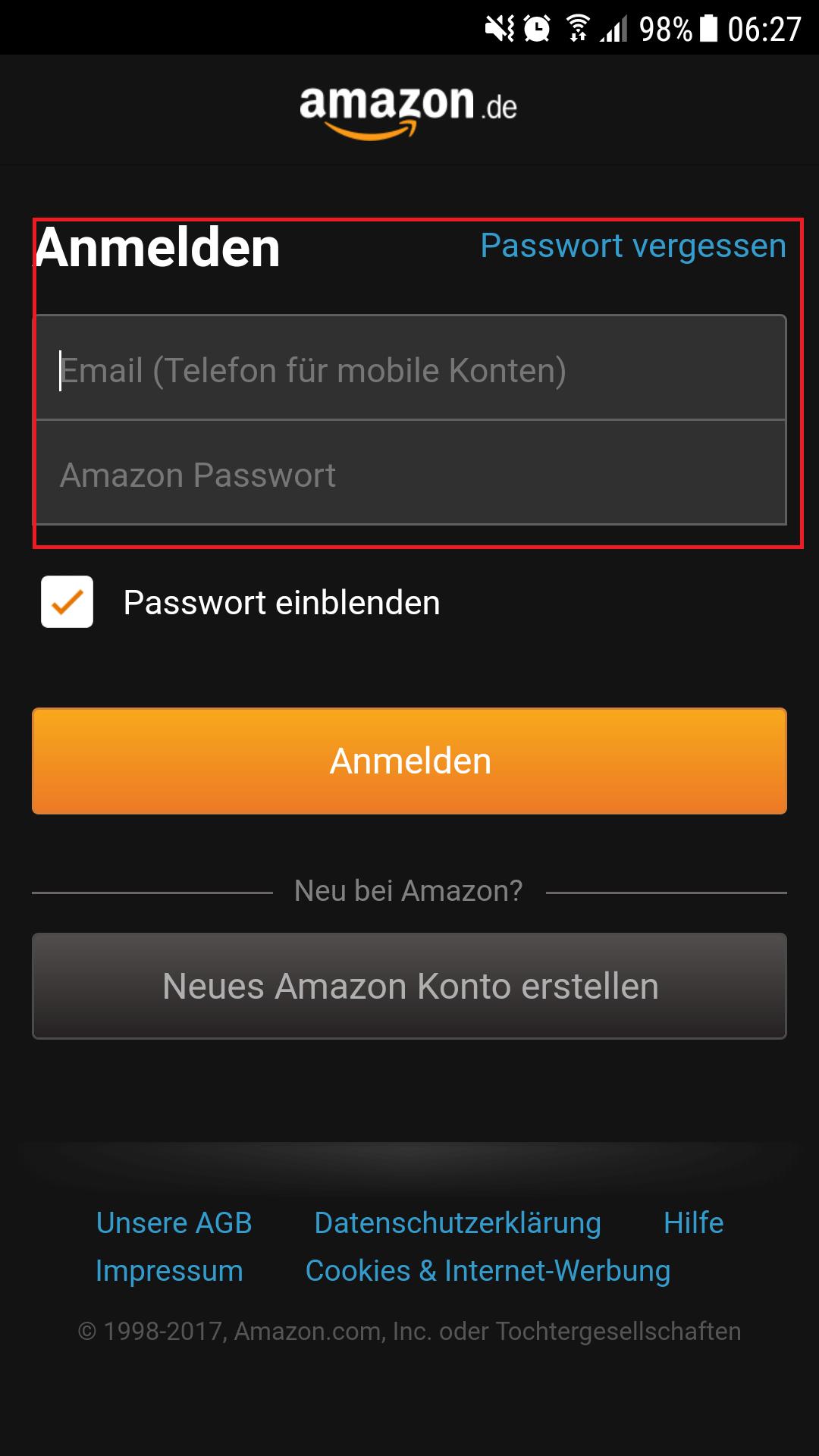 Amazon Prime Löschen