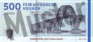Daenemark-DKK-500-Kronen-Vorne