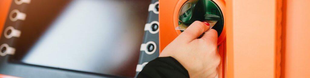 Abhebelimit am Geldautomaten