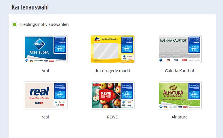 kann ich mit der amazon visa karte überall bezahlen