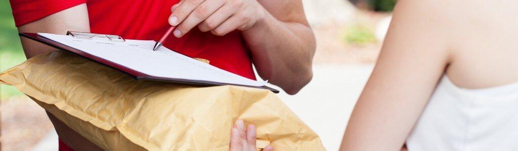 Wie viel wiegt ein Standardbrief?