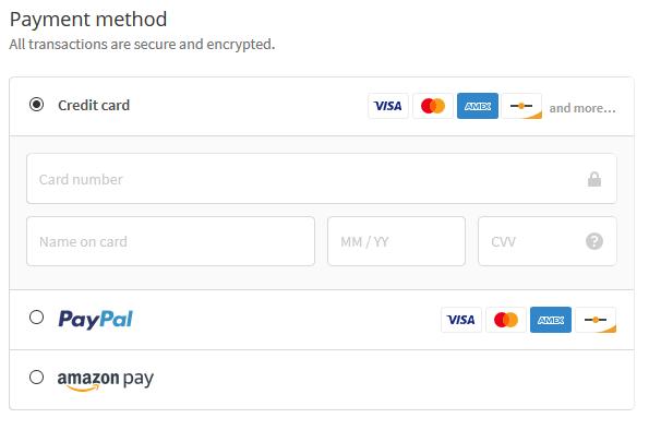 Bei Cupshe mit  Amazonpay bezahlen