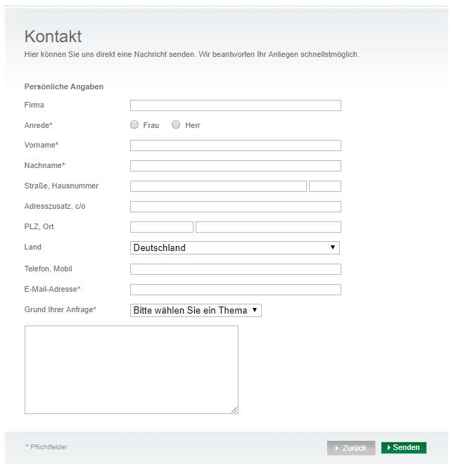Deichmann Kontakt » Kundenservice & Hotline + E Mail
