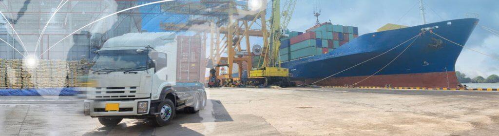 DHL Global Mail Status: Transport ins Bestimmungsland