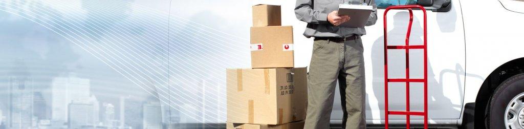 DHL Kofferraumzustellung