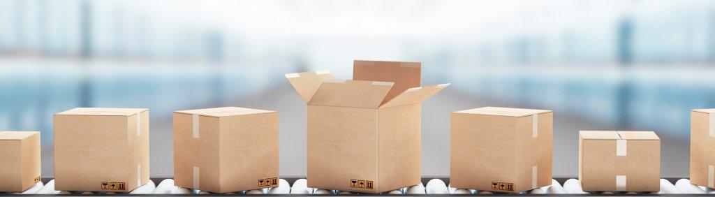 FedEx-Status: An Sortiereinrichtung Bestimmungsort