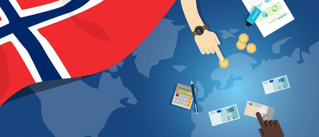 Bezahlen & kostenlos Geld abheben in Norwegen
