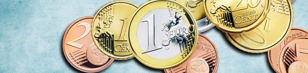 Kleingeld einzahlen bei der Sparkasse