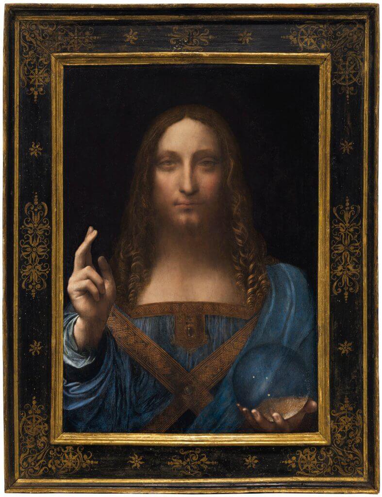 Salvator Mundi von Leonardo da Vinci