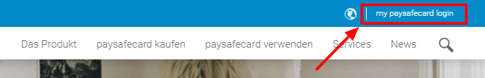My Paysafecard Login
