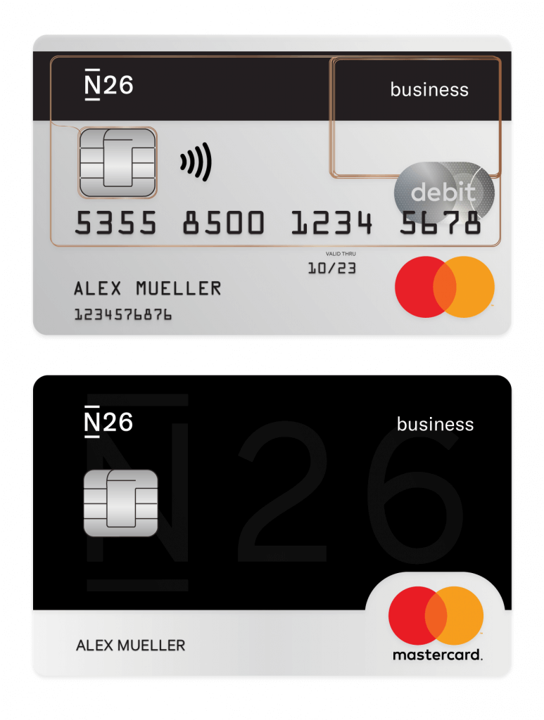 N26 Business Kreditkarten