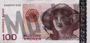 norwegen-nok-100-kronen-vorne