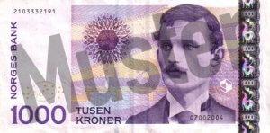 norwegen-nok-1000-kronen-vorne