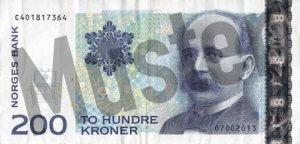 norwegen-nok-200-kronen-vorne