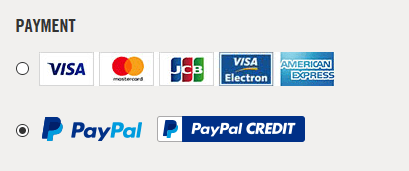 Bei OASAP mit Paypal und Kreditkarte bezahlen