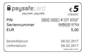 paysafecard-online
