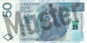 polen-pln-50-zloty-vorne