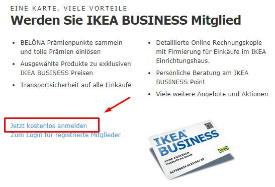 Bei Ikea Als Firma Geschäftskunde Einkaufen So Gehts