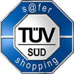 TÜV / Safer Shopping Logo
