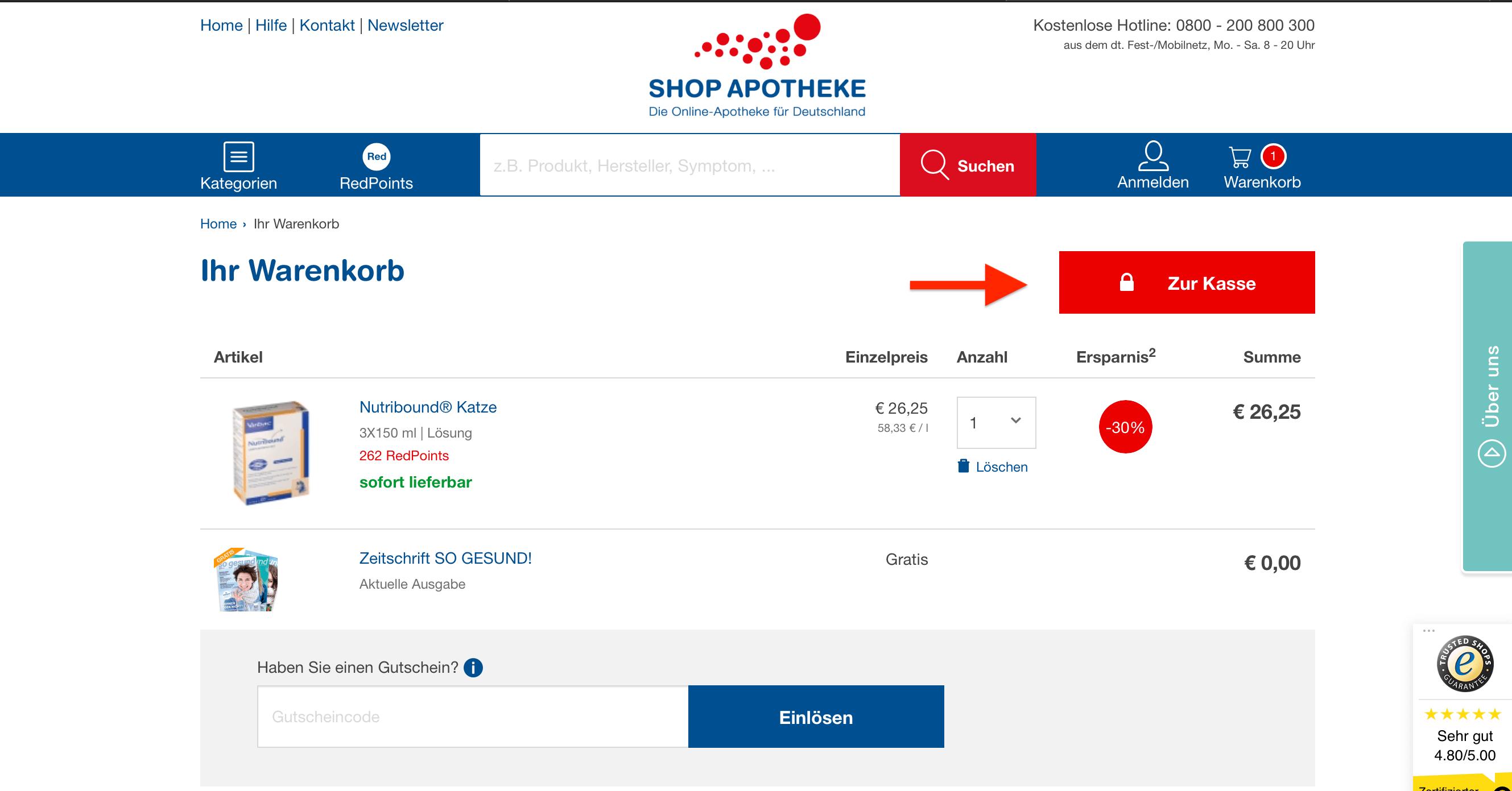 Kauf auf Rechnung Alle Shops