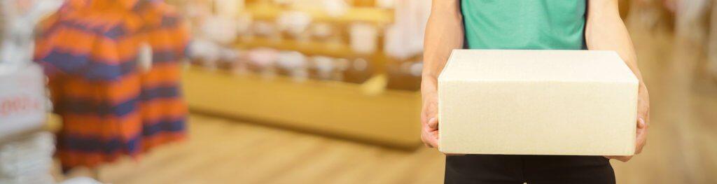 Shops mit UPS