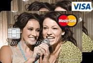 Basis Kreditkarte der Sparkasse (Visa und Mastercard)