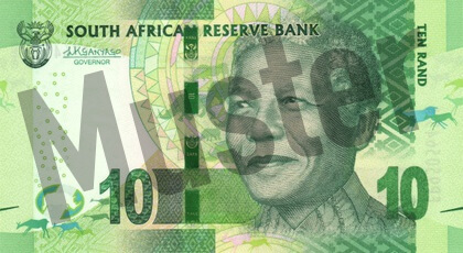 Afrika Cooperative Penny Münze Südafrika