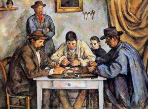 Die Kartenspieler (The Card Players). Version in Philadelphia, 1890–1892 [Quelle: Wikipedia.org | gemeinfrei]
