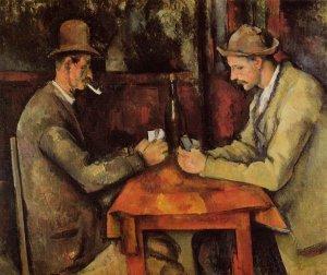 Die Kartenspieler (The Card Players). Pariser Version, 1894–1895 [Quelle: Wikipedia.org | gemeinfrei]