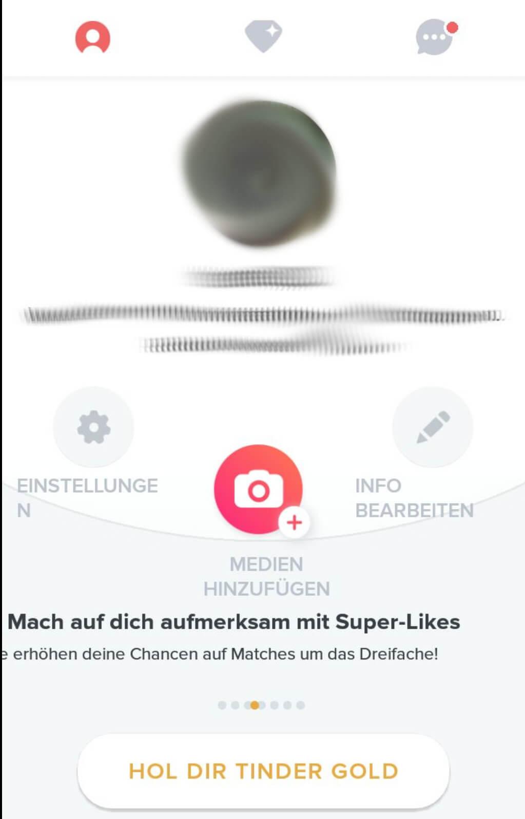 Tinder automatisch aktualisiert standort Android