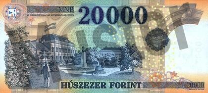 20000 Huf To Eur