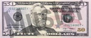 50-USD-US-Dollar-Banknote-Geldschein-Vorderseite